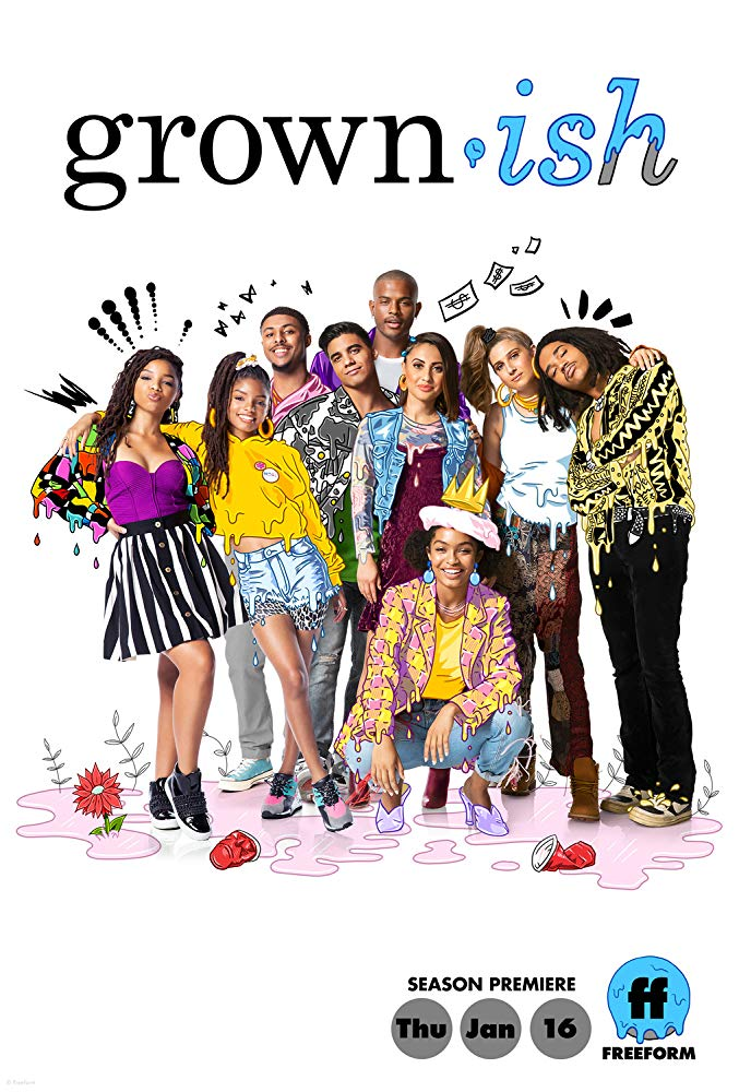 Grown-ish Season 3 Episode 9 - Public Service Announcement