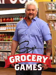 Guys Grocery Games - Season 23 Episode - Big League Teams