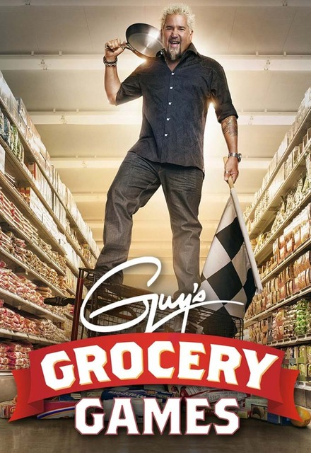 Guys Grocery Games Season 25 Episode 1 - Guy's Global Games
