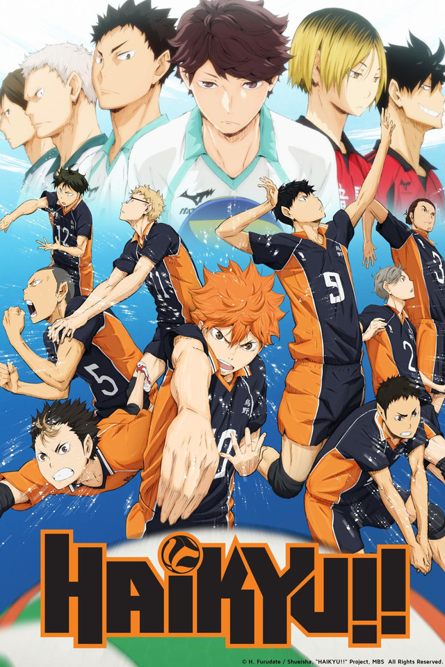 Haikyuu!! - Season 4 Episode 13