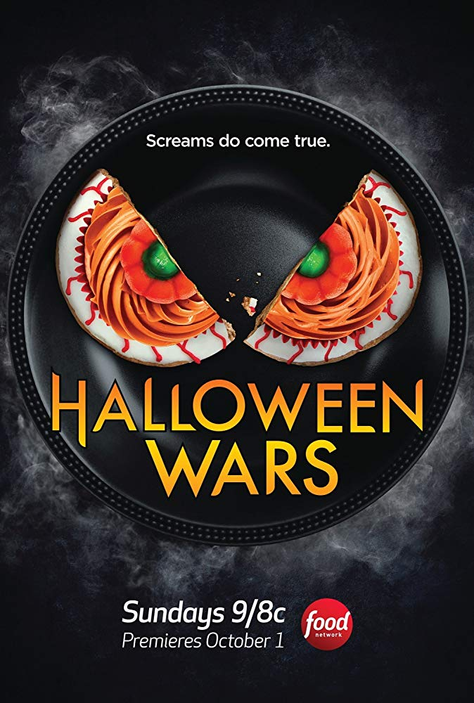 Halloween Wars - Season 9 Episode 3