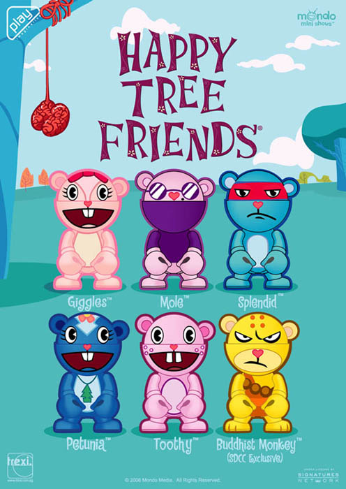 Happy Tree Friends: Love Bites
