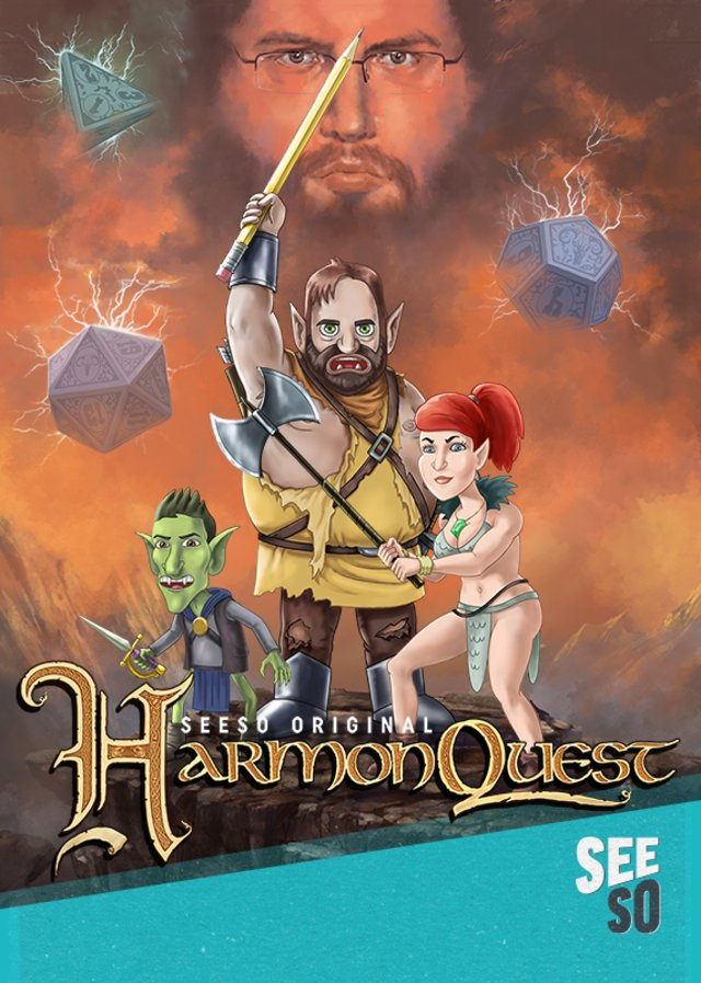 HarmonQuest - Season 3 Episode 10 - The Virtuous Harmony