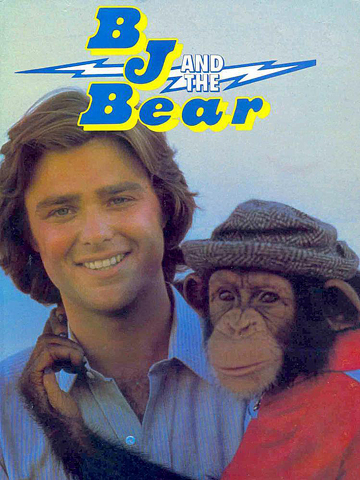 B.j. And The Bear- Season 1
