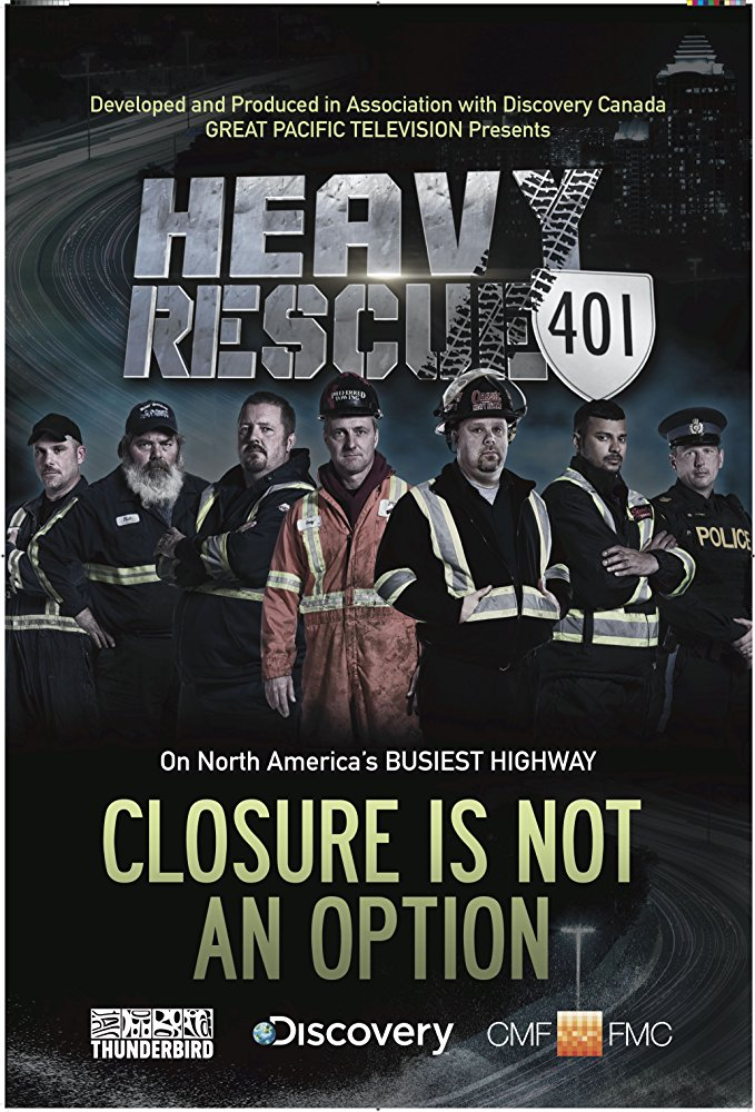Heavy Rescue: 401 - Season 4 Episode 14 - It's a Rush Every Time