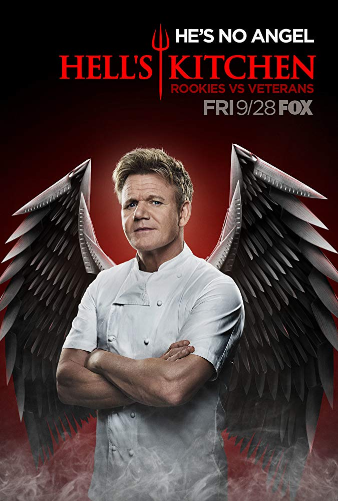 Hell's Kitchen - Season 18 Episode 9 - What Happens In Vegas