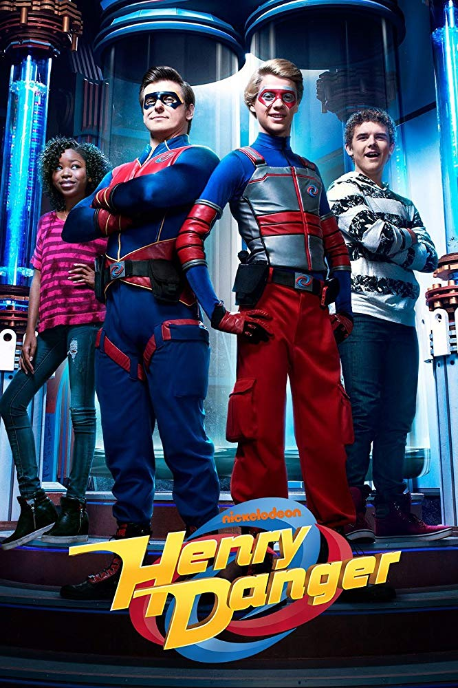 Henry Danger - Season 5 Episode 20 - Massage Chair