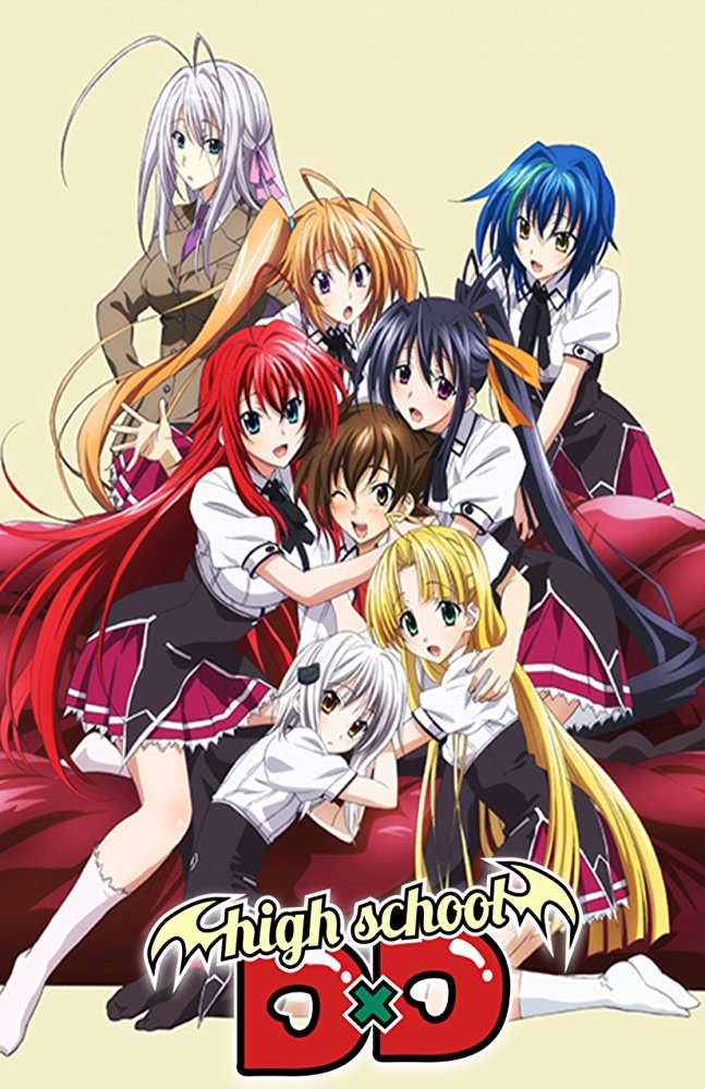 High School DxD - Season 3