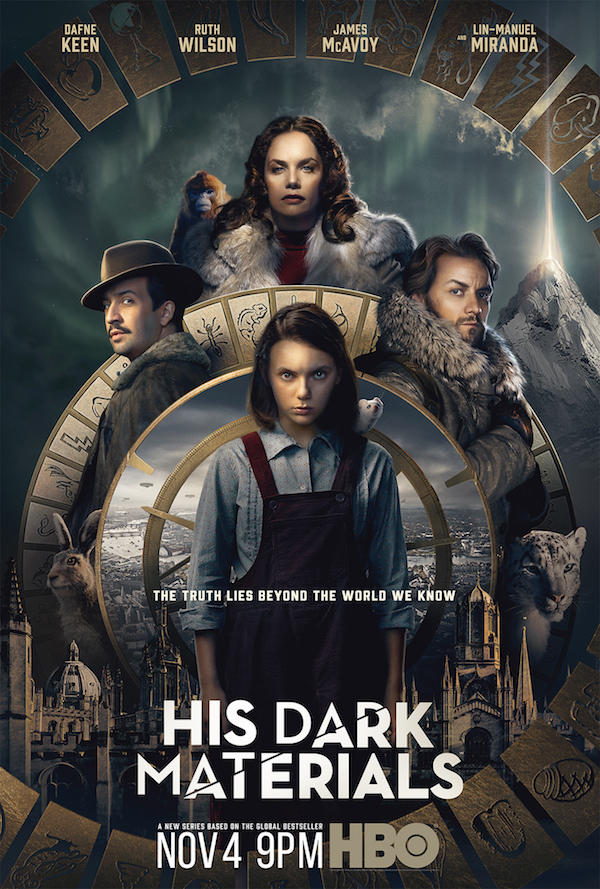 His Dark Materials - Season 2 Episode 3 - Theft
