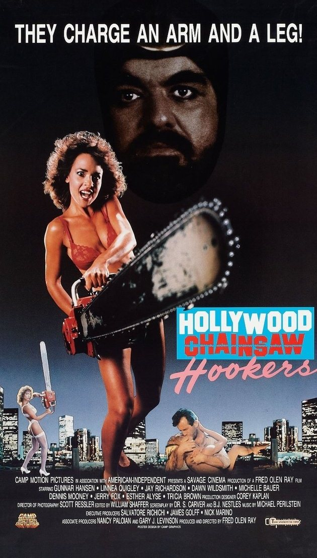Image Hollywood Chainsaw Hookers