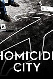 Homicide City - Season 2  Episode 3 - The Professor's Wife