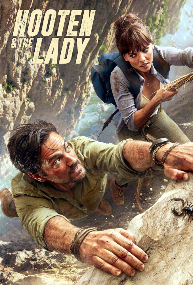 Hooten And The Lady - Season 1