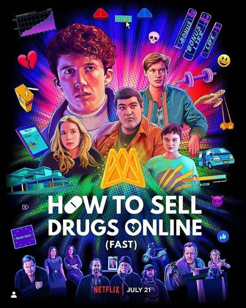 How to Sell Drugs Online (Fast) - Season 2
