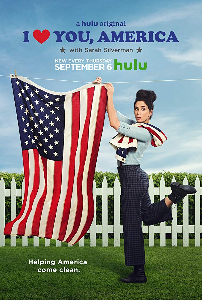I Love You, America - Season 2
