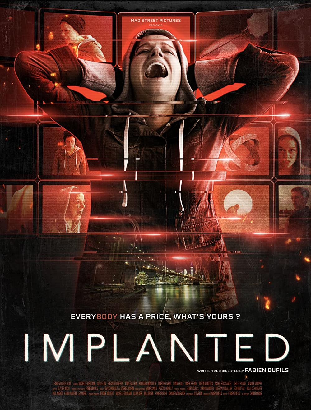 Implanted (2021)