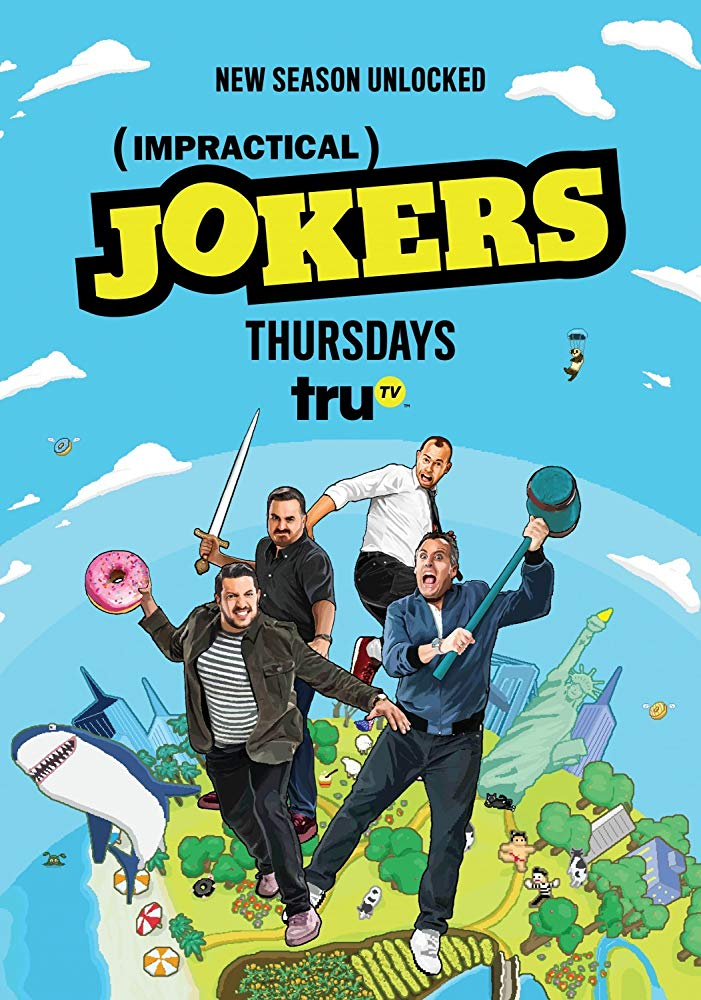Impractical Jokers - Season 8 Episode 16 - Sun-Fan Lotion