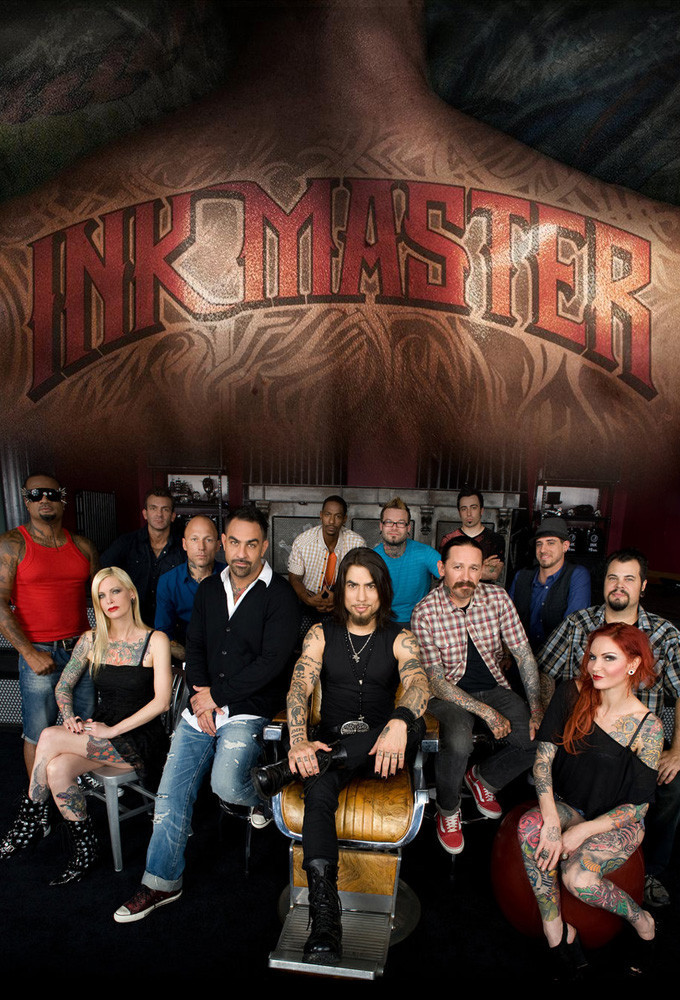 Ink Master - Season 12 Episode 5 - The Art Stands Alone