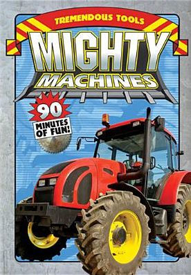 Inside Mighty Machines - Season 1