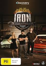 Iron Resurrection - Season 3