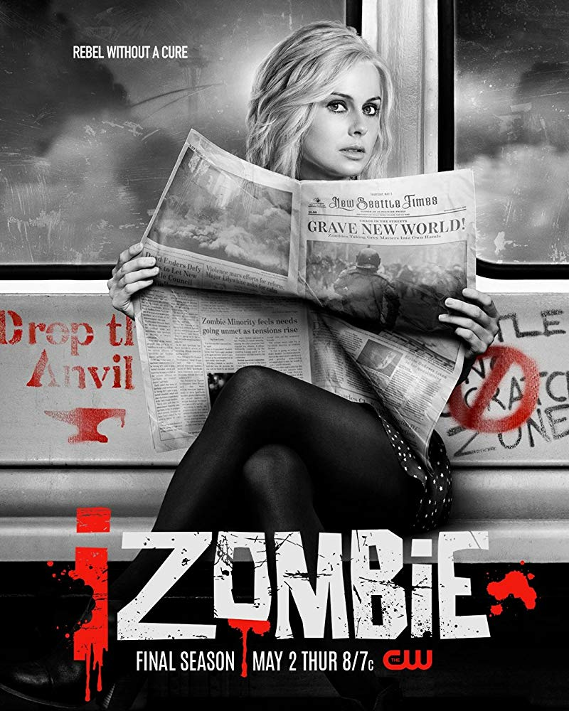 iZombie - Season 5 Episode 6 - The Scratchmaker