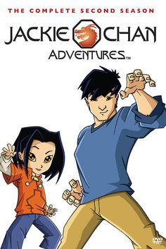 Jackie Chan Adventures - Season 1