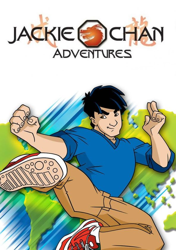 Jackie Chan Adventures - Season 5