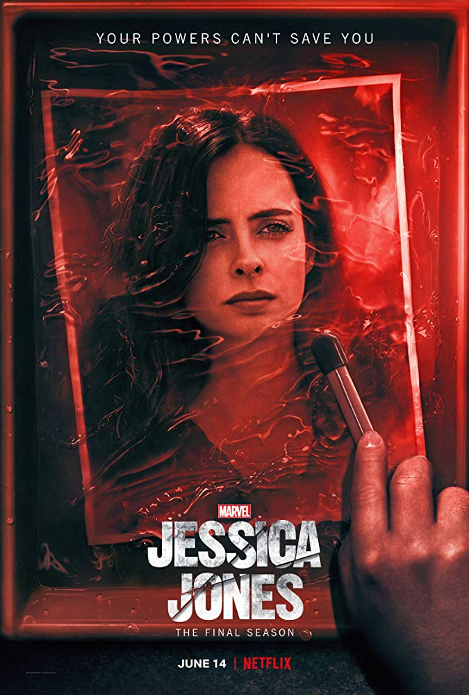 Jessica Jones - Season 3 Episode 13  - A.K.A Everything