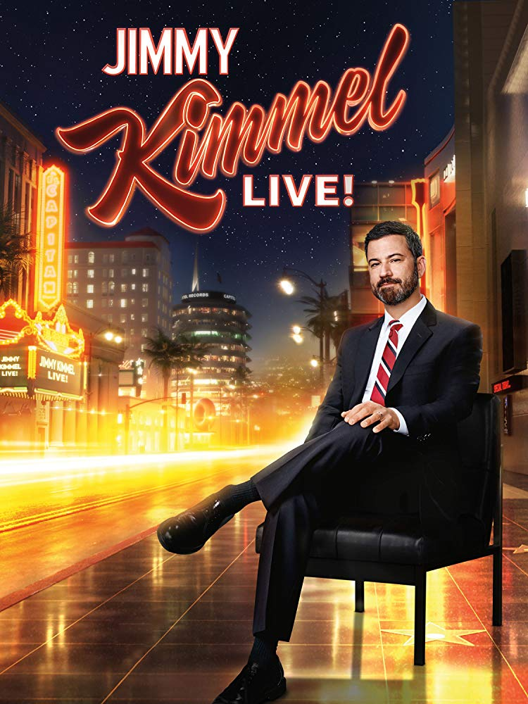 Jimmy Kimmel Live! - Season 17 Episode 152 - Jeff Goldblum, Camila Morrone, Sharon Van Etten