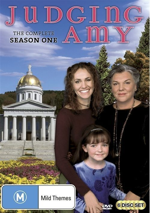Judging Amy - Season 6
