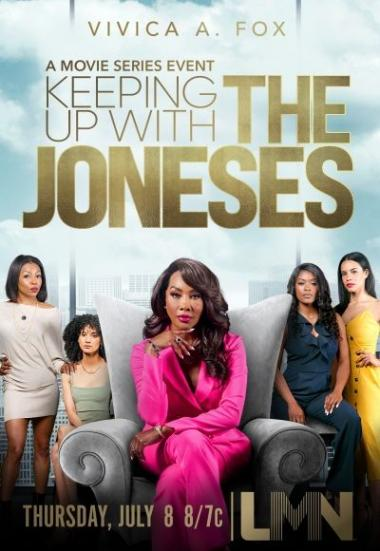 Keeping Up with the Joneses - Season 1 Episode 3