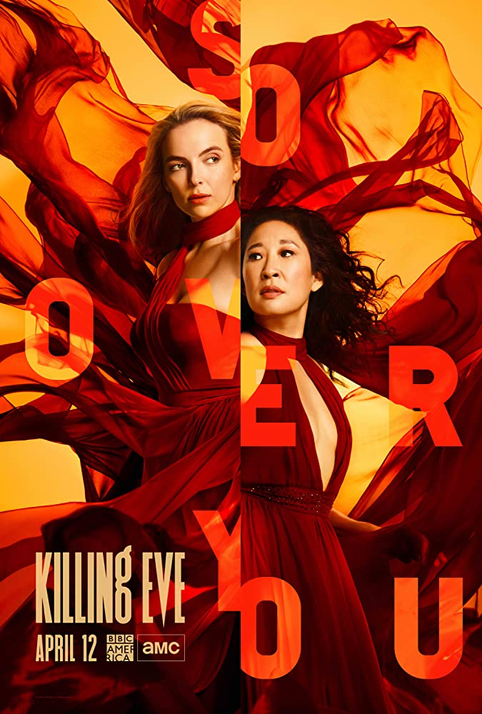 Killing Eve - Season 3 Episode 8 - Are You Leading or Am I?