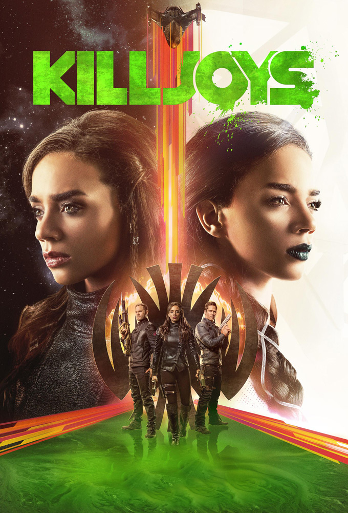 Killjoys - Season 5 Episode 4- Ship Outta Luck