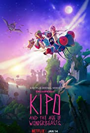 Kipo and the Age of the Wonderbeasts - Season 1 Episode 10
