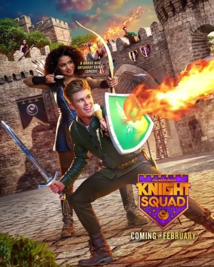 Knight Squad - Season 2 Episode 2 - Love at First Knight