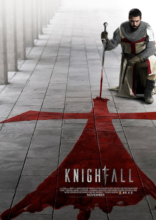 Knightfall - Season 2 Episode 8 - As I Breathe, I Trust the Cross