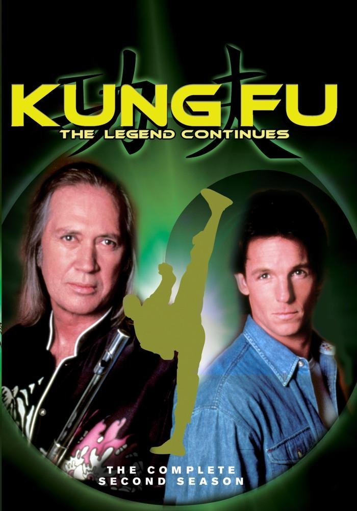 Kung Fu: The Legend Continues  - Season 2