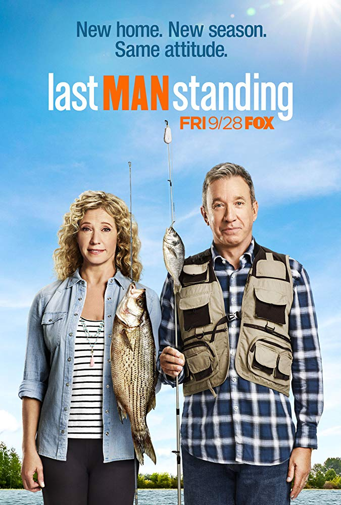 Last Man Standing - Season 7 Episode 15 - Arrest Her Development