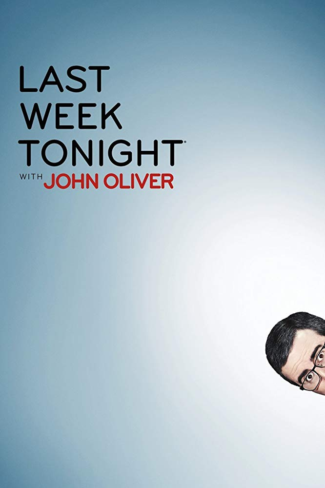 Last Week Tonight With John Oliver - Season 7 Episode 27 - Episode 206