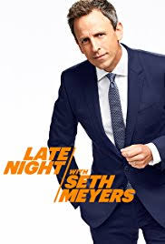 Late Night with Seth Meyers - Season 6 Episode 30 - Jake Tapper, Bill Burr, Nikki Glaspie