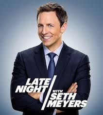 Late Night with Seth Meyers - Season 9 Episode 11 - Chris Hayes, Sarah Thawer