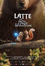Latte & the Magic Waterstone