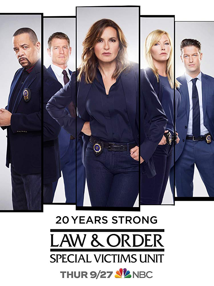 Law & Order: Special Victims Unit - Season 20 Episode 24 - End Game