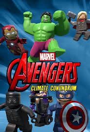 Lego Marvel Avengers: Climate Conundrum - Season 1 Episode 4 - Red Skull Rising