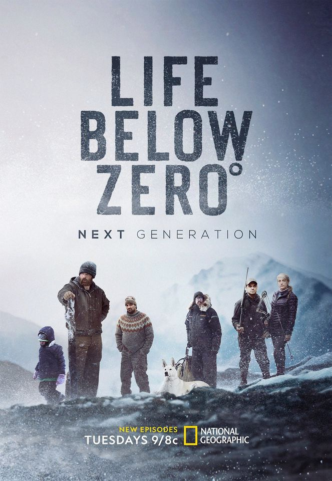 Life Below Zero: Next Generation Season 1 Episode 4 - The Killing Fields
