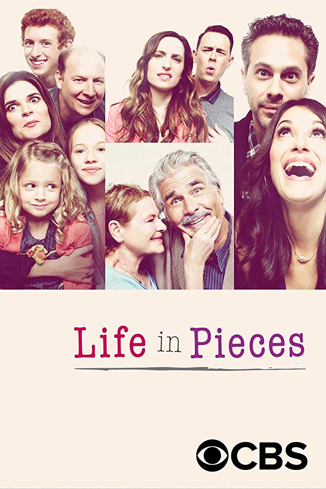 Life in Pieces - Season 4 Episode 3 - Misery Turd Name Pills