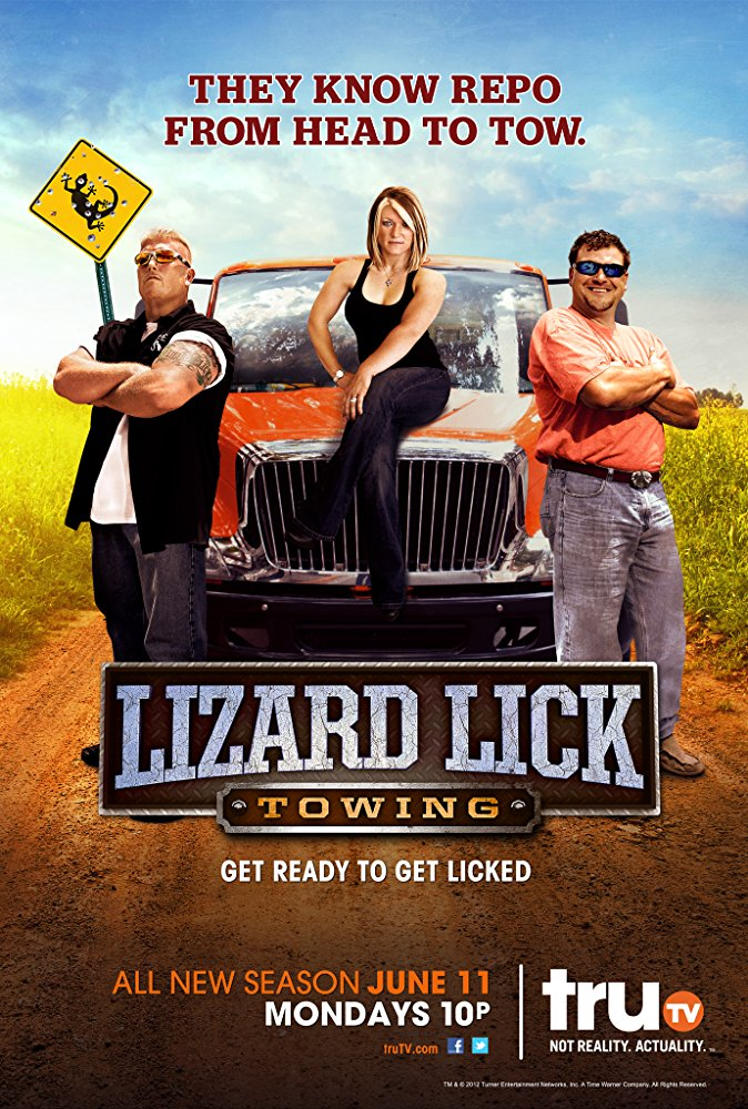 Lizard Lick Towing - Season 5