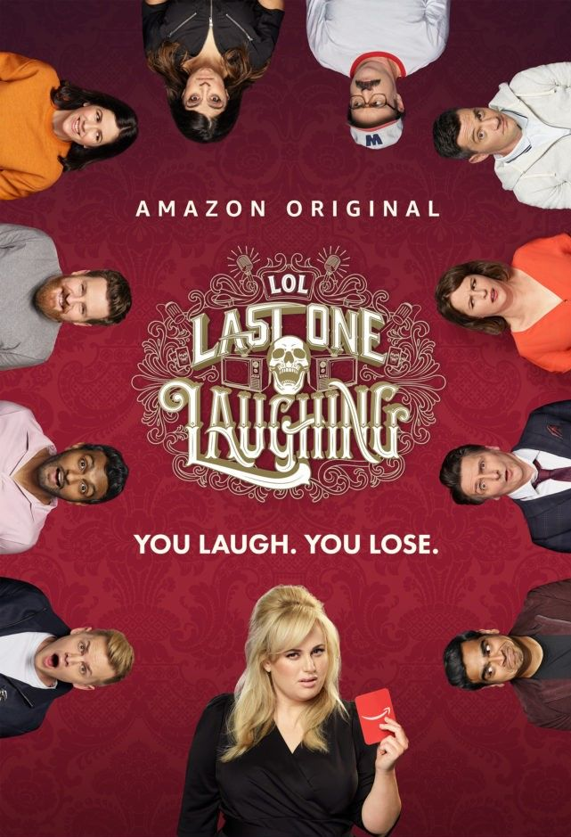 LOL : Last One Laughing Australia - Season 1 Episode 6 - There Can Be Only One