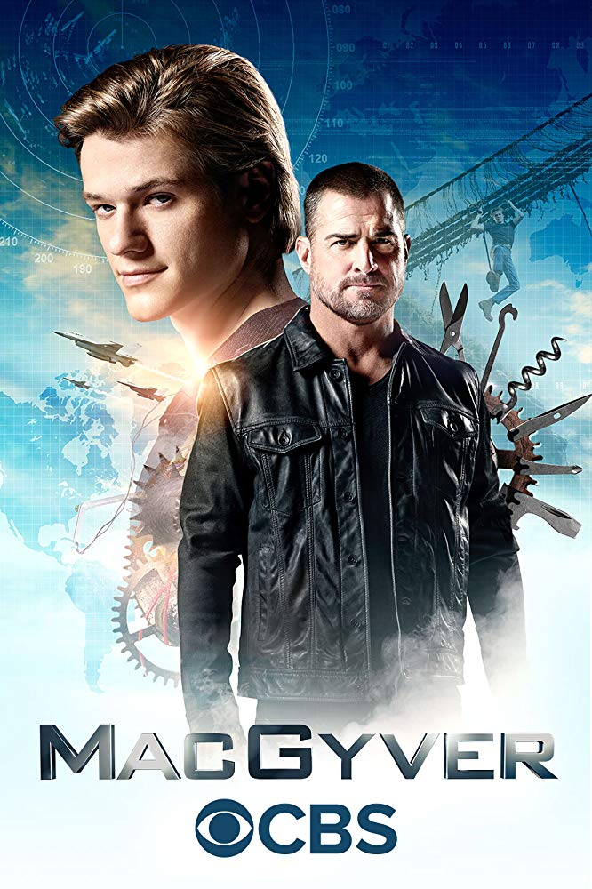 MacGyver (2016) - Season 3 Episode 8 - Revenge + Catacombs + Le Fantome