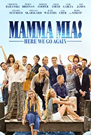 Mamma Mia Here We Go Again
