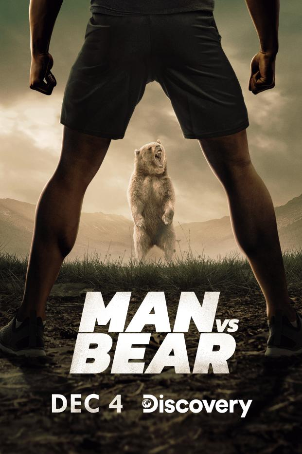 Man vs Bear - Season 1